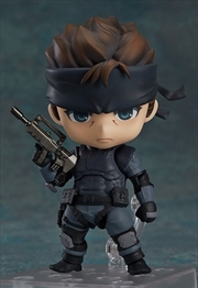 Metal Gear Solid Solid Snake(Re-Run) Nendoroid