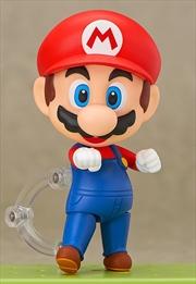 Super Mario Mario (Re-Run) Nendoroid