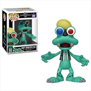 Kingdom Hearts 3 - Goofy (Monsters Inc) Pop! | Pop Vinyl