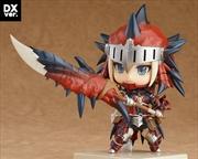 Monster Hunter: World Female Rathalos Armor Edition - Dx Ver. Nendoroid Hunter