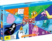 Adventure Time - Season 1-8 | Boxset