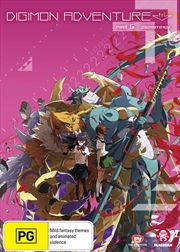 Digimon Adventure Tri.  - Coexistence - Part 5 | DVD