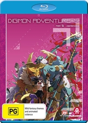 Digimon Adventure Tri.  - Coexistence - Part 5 | Blu-ray