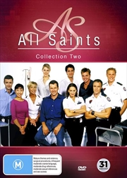 All Saints - Season 4-6 - Collection 2