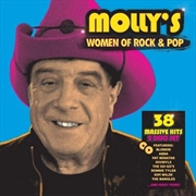 Molly's Women Of Rock And Pop | CD