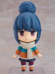Laid-Back Camp Rin Shima Nendoroid