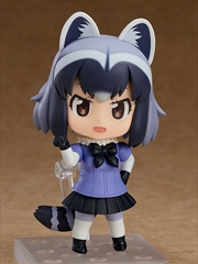 Kemono Friends Common Raccoon Nendoroid