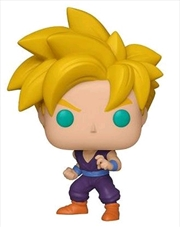 Dragon Ball Z - Super Saiyan Gohan (Youth) US Exclusive Pop! Vinyl [RS]