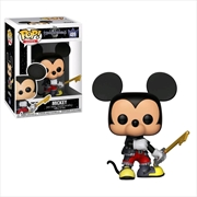 Kingdom Hearts III - Mickey Pop! Vinyl | Pop Vinyl