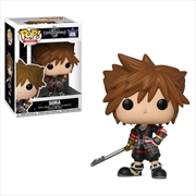 Kingdom Hearts III - Sora Pop! Vinyl | Pop Vinyl