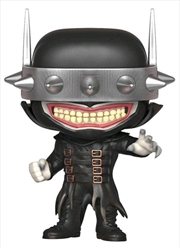 Batman - Batman Who Laughs US Exclusive Pop! Vinyl