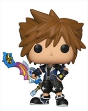 Kingdom Hearts III - Sora (Drive Form) US Exclusive Pop! Vinyl [RS] | Pop Vinyl