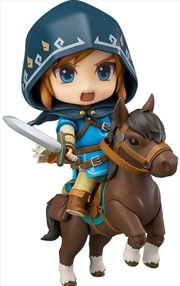 The Legend Of Zelda: Breath Of The Wild Link: Breath Of The Wild Ver. Dx Edition Nendoroid