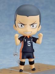 Haikyu! Ryunosuke Tanaka Nendoroid