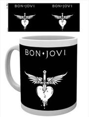 Bon Jovi Logo Mug