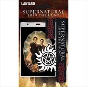 Supernatural Winchesters Lanyard