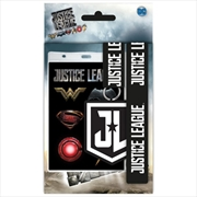 DC Comics Justice League Logo Lanyard