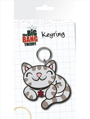 Big Bang Theory Kitty Keyring