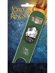 Lord of the Rings Prancing Pony Bar Blade Bottle Opener