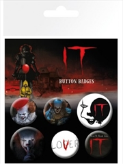 IT Film Mix Badge Pack | Merchandise
