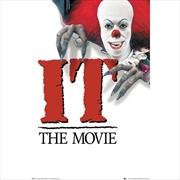 IT Film 1990 Key Art   Merchandise