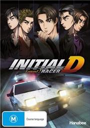 Initial D Legend 2 Racer | DVD