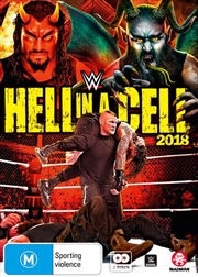 WWE - Hell In A Cell 2018 | DVD