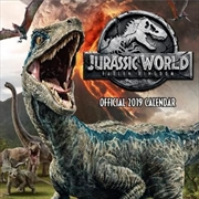 Jurassic World Official 2019 Calendar - Square Wall Calendar Format