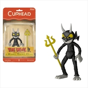 Cuphead - The Devil Action Figure
