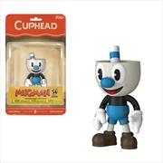 Cuphead - Mugman Action Figure