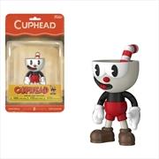 Cuphead - Cuphead Action Figure