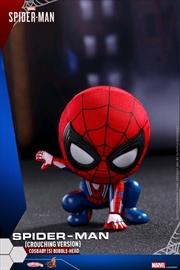 Spider-Man (Video Game 2018) - Spider-Man Crouching Cosbaby