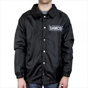 Sons Of Anarchy Coach Jacket S | Merchandise