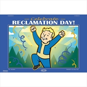 Fallout 76 Reclamation Day | Merchandise