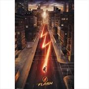 DC Comics The Flash One Sheet | Merchandise