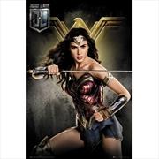 DC Comics Justice League Wonder Woman | Merchandise