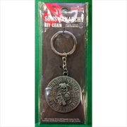Sons of Anarchy Moto Club Keyring