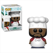 South Park - Chef Pop! | Pop Vinyl