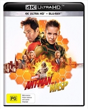 Ant-Man And The Wasp | Blu-ray + UHD