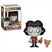 Don't Starve - Willow with Bernie Pop! Vinyl