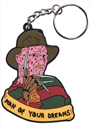 A Nightmare on Elm Street - Freddy Krueger PVC Keychain | Accessories