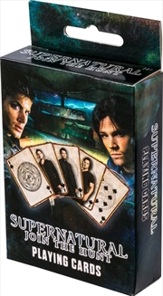 Supernatural - Playing Cards Deck | Merchandise