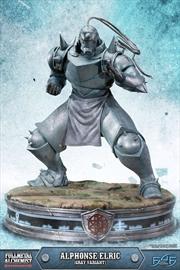 Fullmetal Alchemist - Alphonse Elric Grey Statue