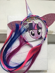 My Little Pony Twilight Sparkle With Hair