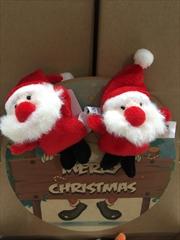 Santa Christmas Magnet