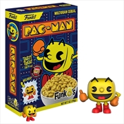 Pac-Man - Pac-Man FunkO's Cereal [RS]