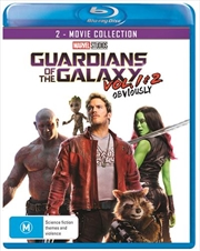 Guardians Of The Galaxy / Guardians Of The Galaxy 2 | Blu-ray