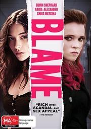 Blame | DVD