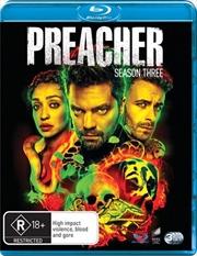Preacher - Season 3 | Blu-ray
