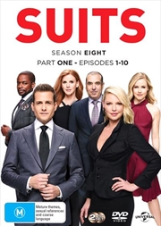 Suits - Season 8 - Part 1